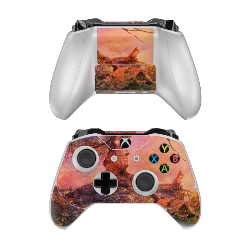 Fox Sunset Xbox One Controller Skin