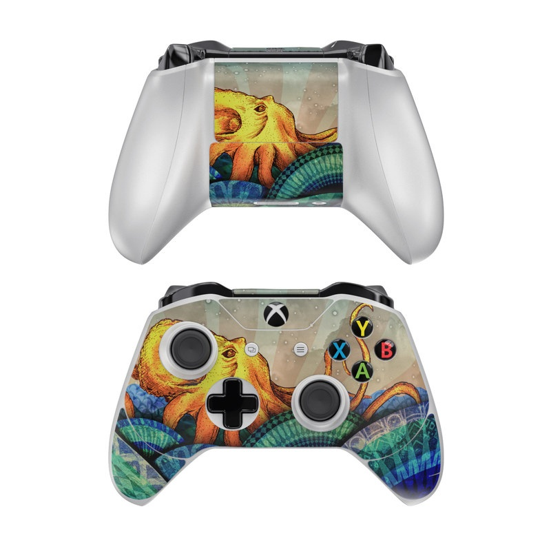 From the Deep Xbox One Controller Skin