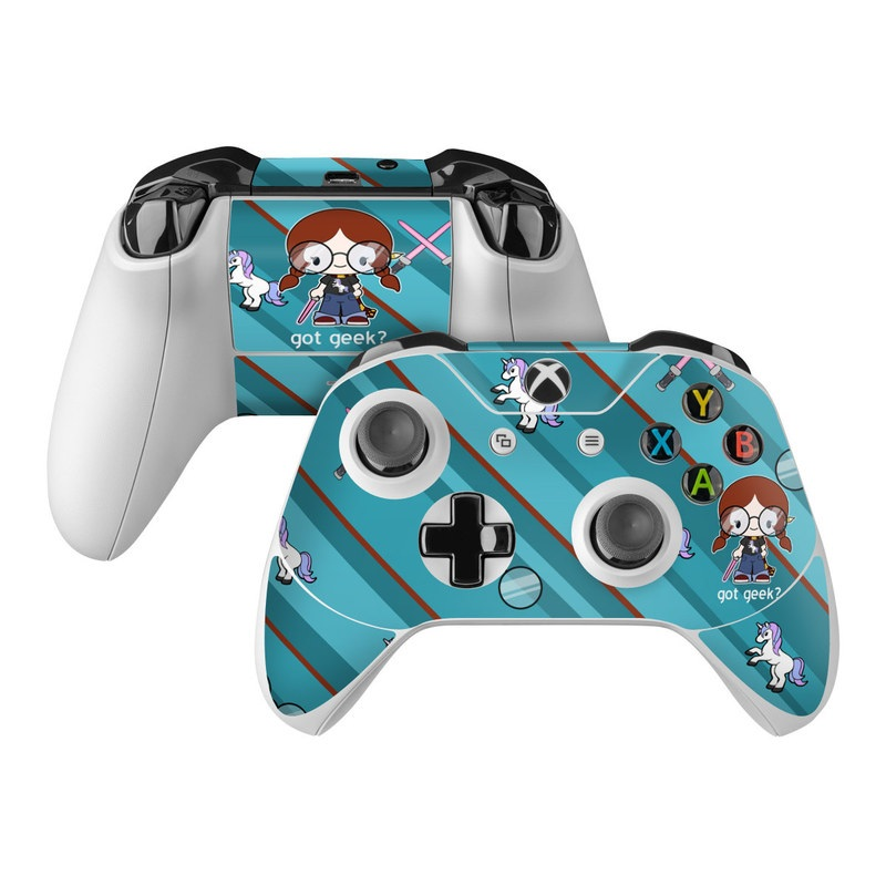 Got Geek Xbox One Controller Skin