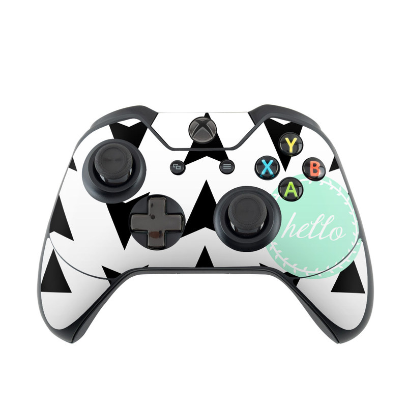 Greetings Xbox One Controller Skin