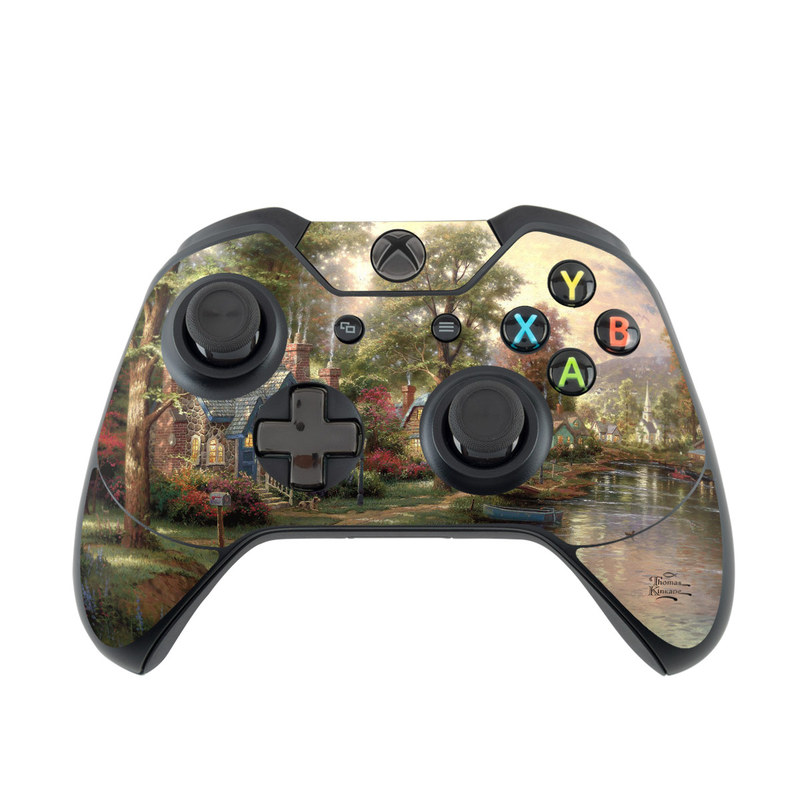 Hometown Lake Xbox One Controller Skin