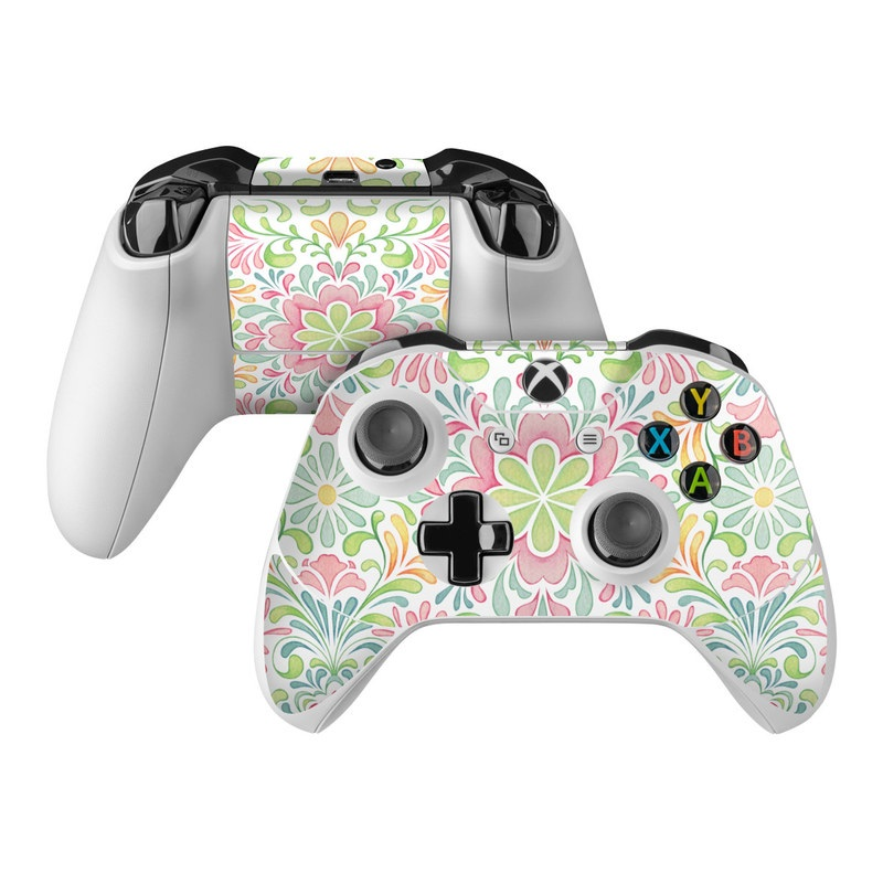 Honeysuckle Xbox One Controller Skin
