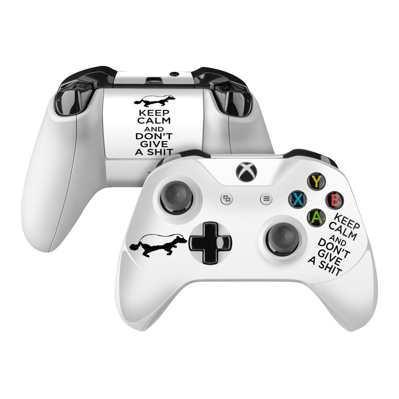 Keep Calm - HB Xbox One Controller Skin