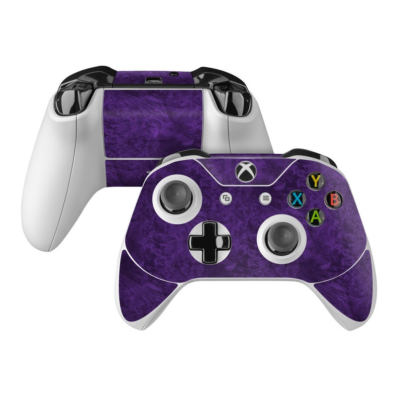 Purple Lacquer Xbox One Controller Skin