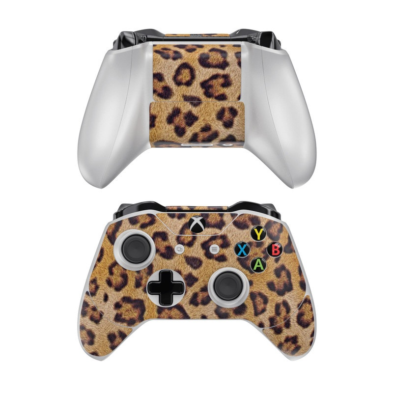 Leopard Spots Xbox One Controller Skin