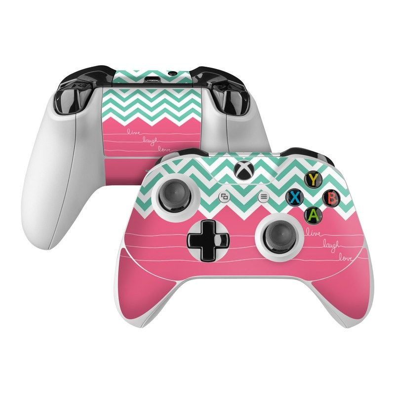 Live Laugh Love Xbox One Controller Skin