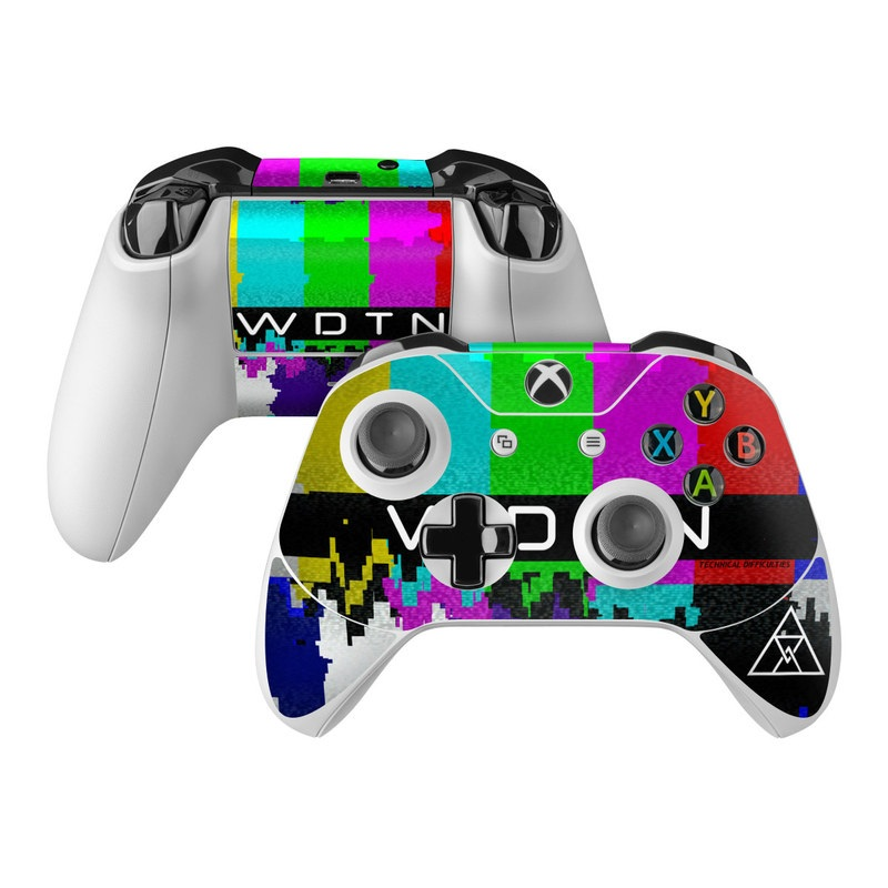 Lost Transmission Xbox One Controller Skin