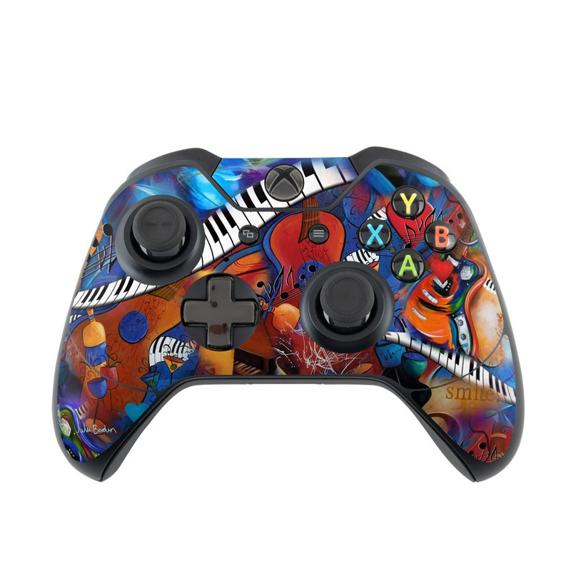 Music Madness Xbox One Controller Skin
