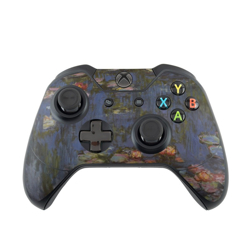 Water lilies Xbox One Controller Skin
