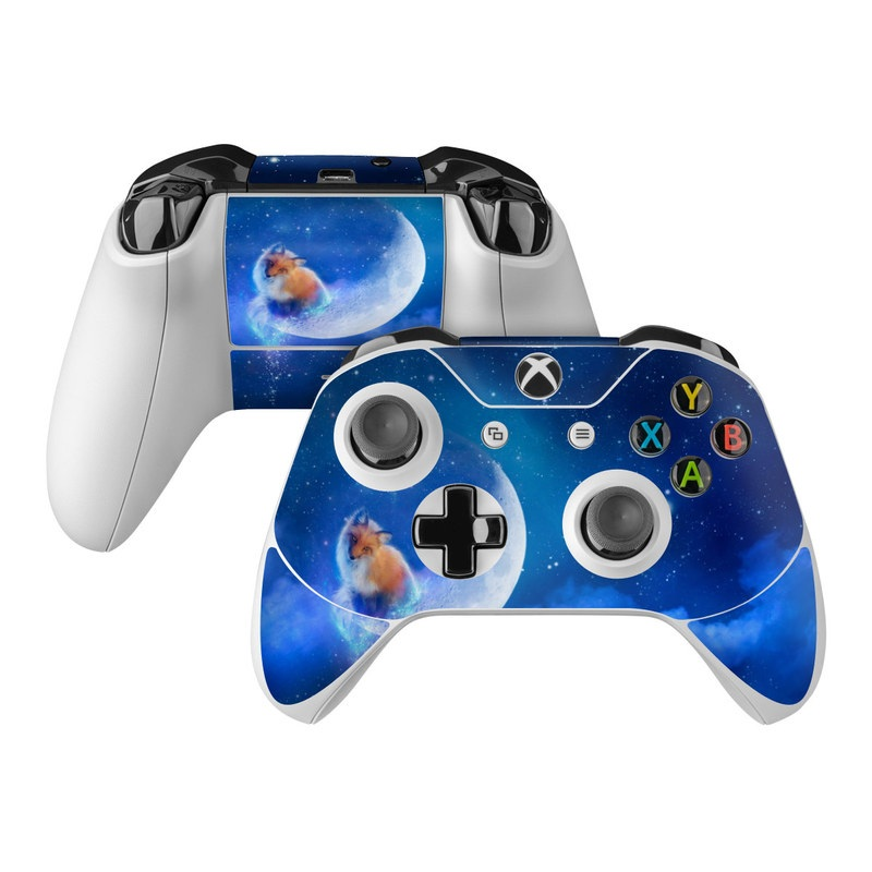 Moon Fox Xbox One Controller Skin