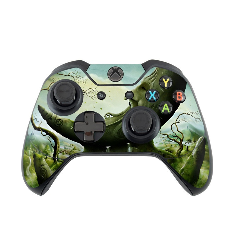 Moon Stone Xbox One Controller Skin