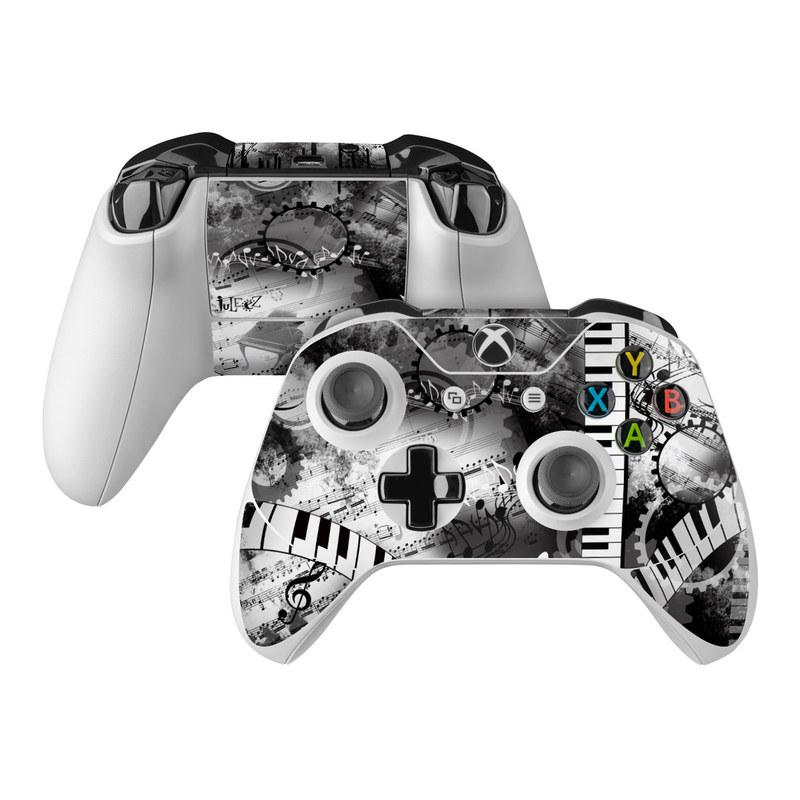 Piano Pizazz Xbox One Controller Skin