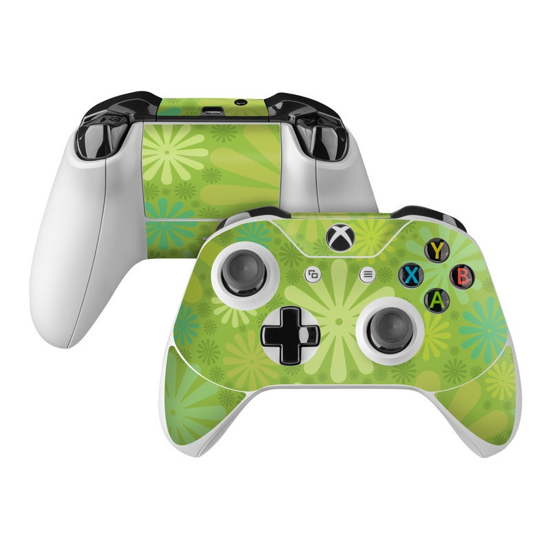 Lime Punch Xbox One Controller Skin