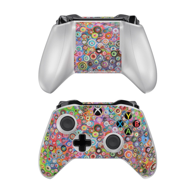 Round and Round Xbox One Controller Skin