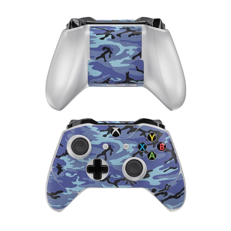 Sky Camo Xbox One Controller Skin