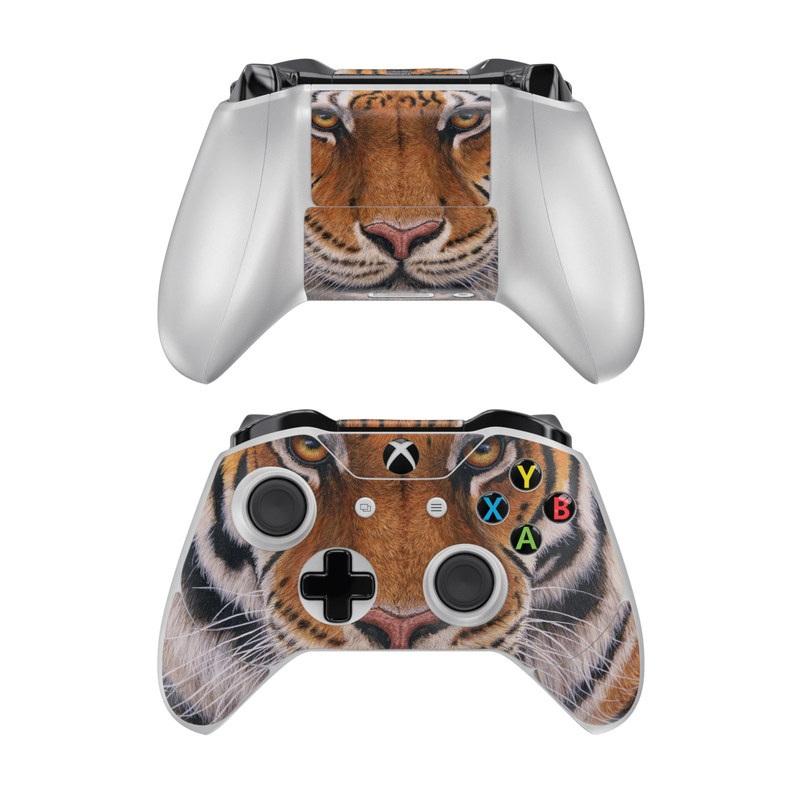 Siberian Tiger Xbox One Controller Skin