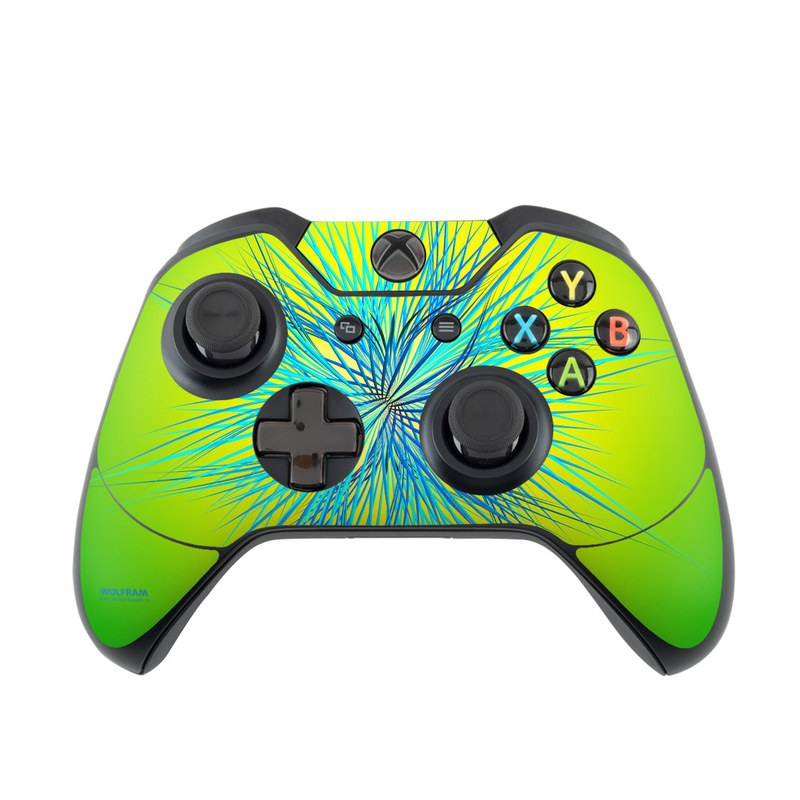 Tube Stellations Xbox One Controller Skin