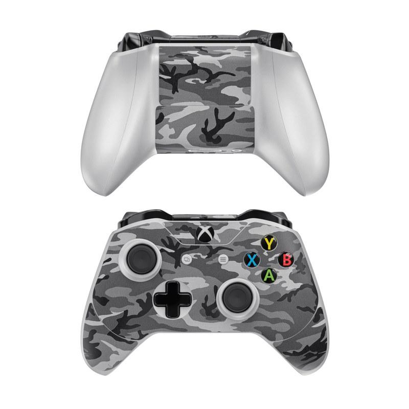 Urban Camo Xbox One Controller Skin