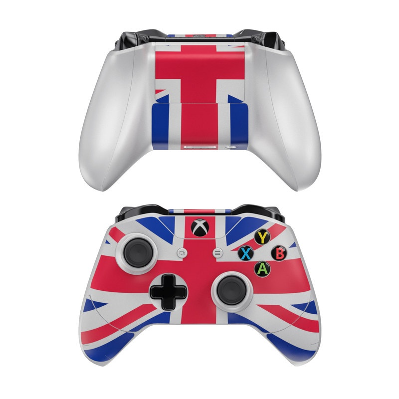Union Jack Xbox One Controller Skin