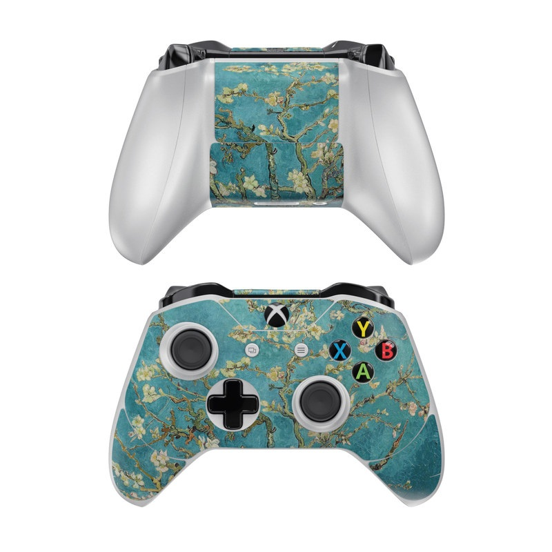 Blossoming Almond Tree Xbox One Controller Skin