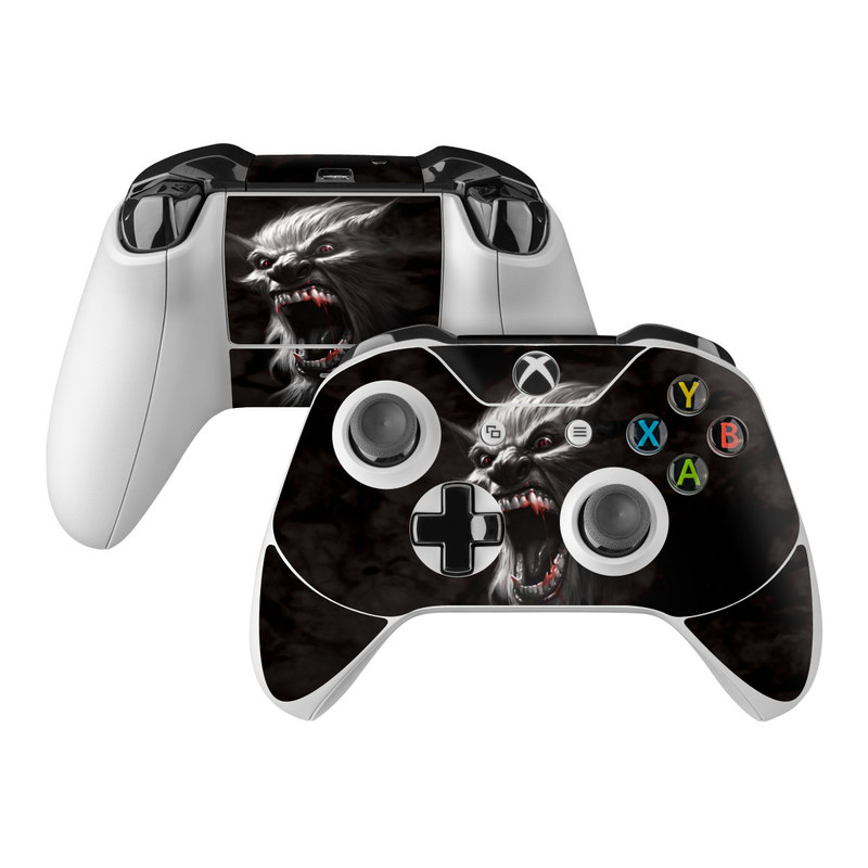 Wolfman Xbox One Controller Skin