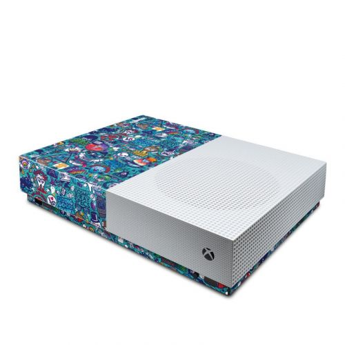 Cosmic Ray Xbox One S All Digital Edition Skin