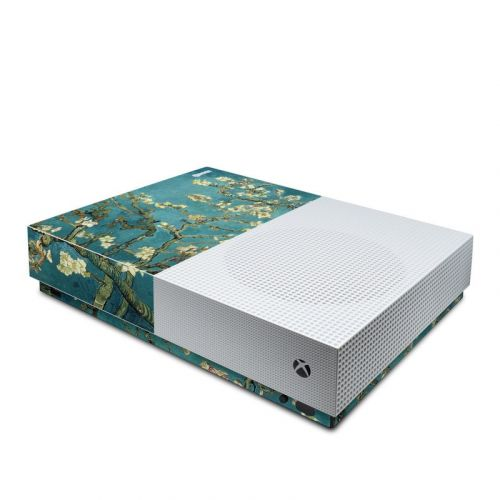 Blossoming Almond Tree Xbox One S All Digital Edition Skin