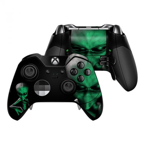 Abduction Microsoft Xbox One Elite Controller Skin