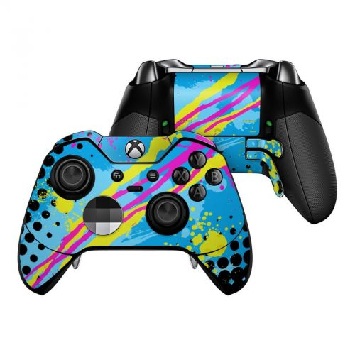 Acid Xbox One Elite Controller Skin