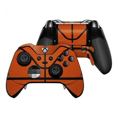 Basketball Microsoft Xbox One Elite Controller Skin