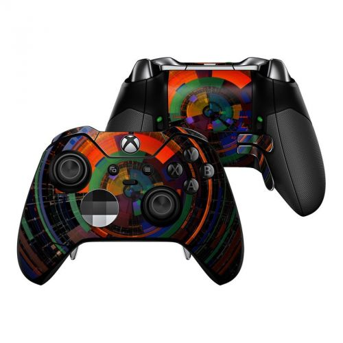 Color Wheel Xbox One Elite Controller Skin