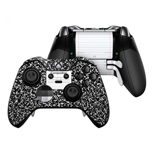 Composition Notebook Xbox One Elite Controller Skin