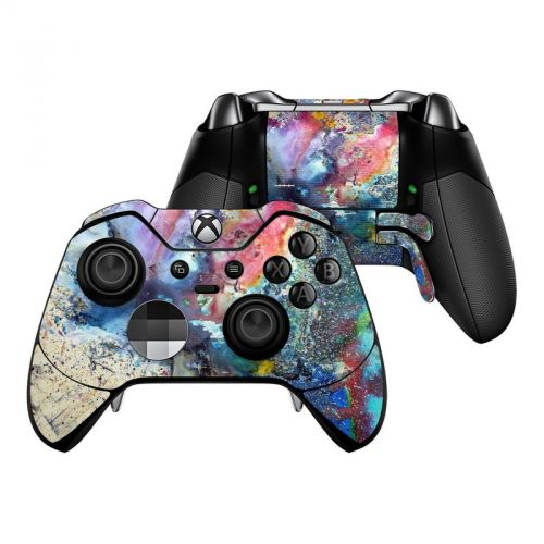 Cosmic Flower Xbox One Elite Controller Skin