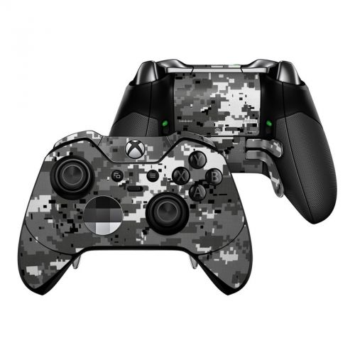 Digital Urban Camo Xbox One Elite Controller Skin
