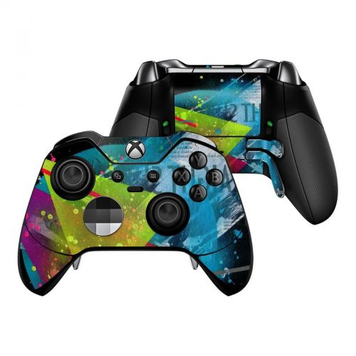 Element-City Xbox One Elite Controller Skin