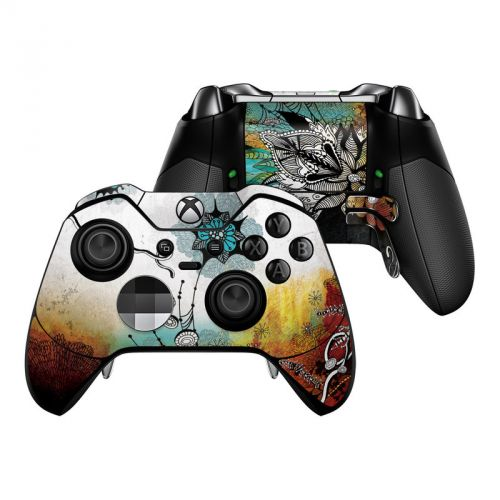 Frozen Dreams Xbox One Elite Controller Skin