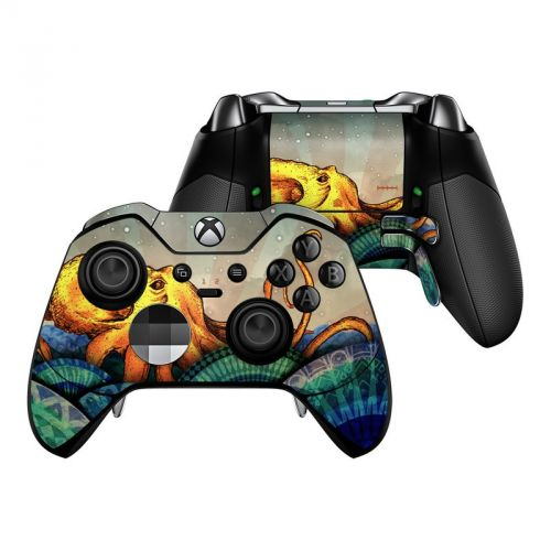 From the Deep Xbox One Elite Controller Skin