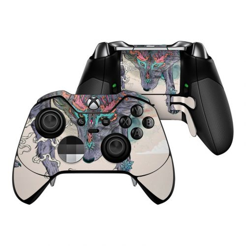 Journeying Spirit Xbox One Elite Controller Skin