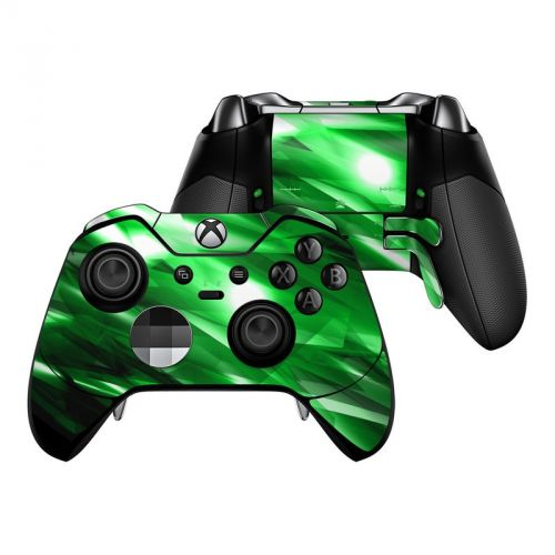 Kryptonite Xbox One Elite Controller Skin