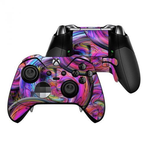 Marbles Xbox One Elite Controller Skin
