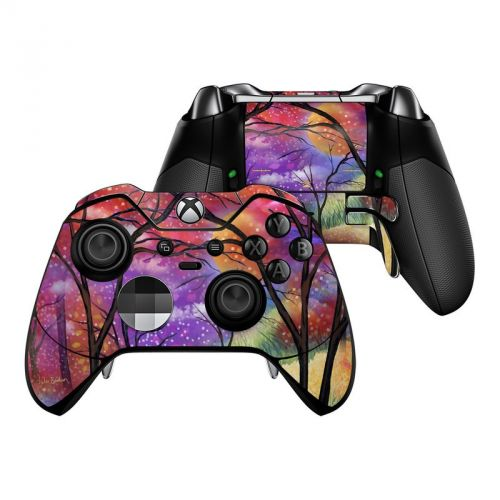 Moon Meadow Xbox One Elite Controller Skin