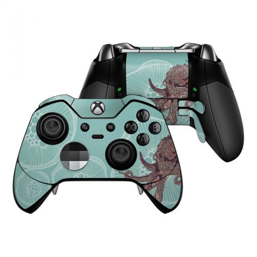 Octopus Bloom Xbox One Elite Controller Skin