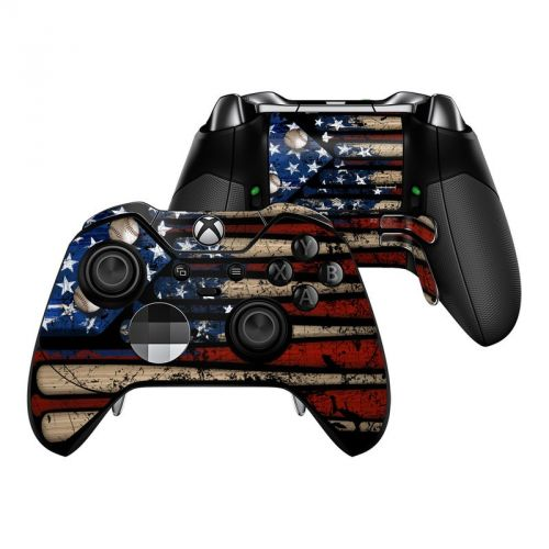 Old Glory Xbox One Elite Controller Skin