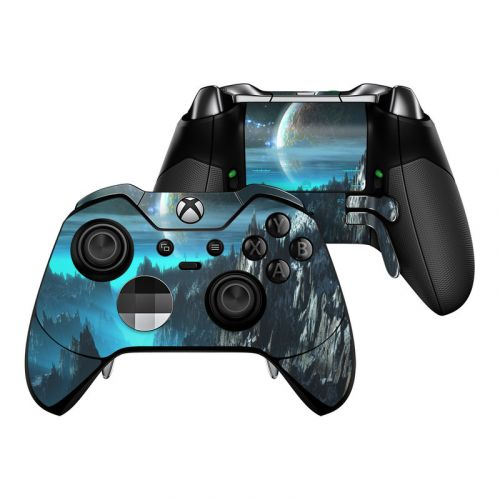 Path To The Stars Xbox One Elite Controller Skin