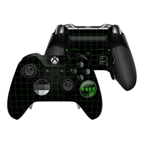 Radar Xbox One Elite Controller Skin
