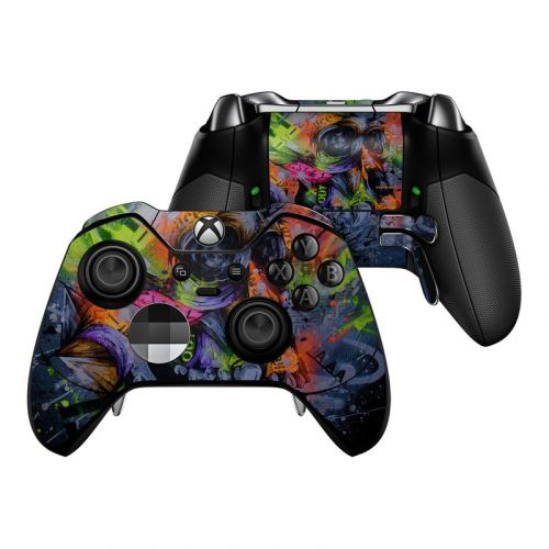 Speak Xbox One Elite Controller Skin
