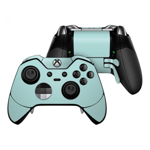 Solid State Mint Xbox One Elite Controller Skin