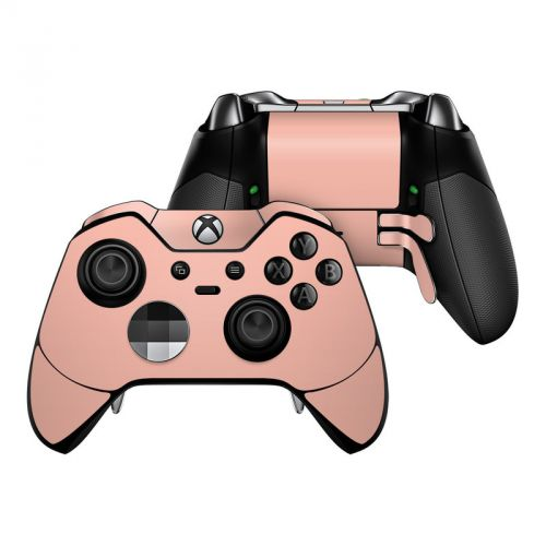Solid State Peach Xbox One Elite Controller Skin