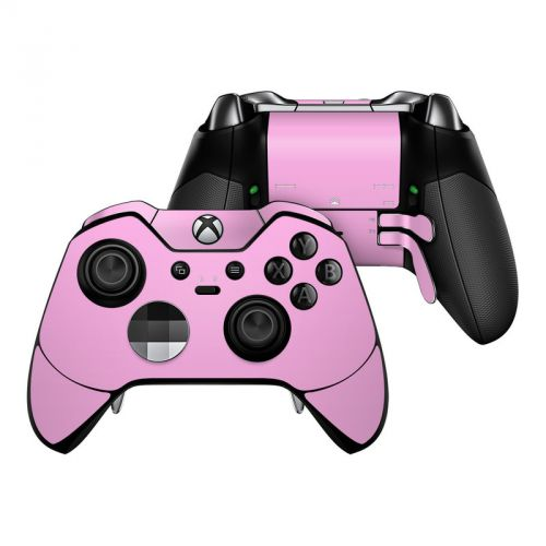 Solid State Pink Xbox One Elite Controller Skin