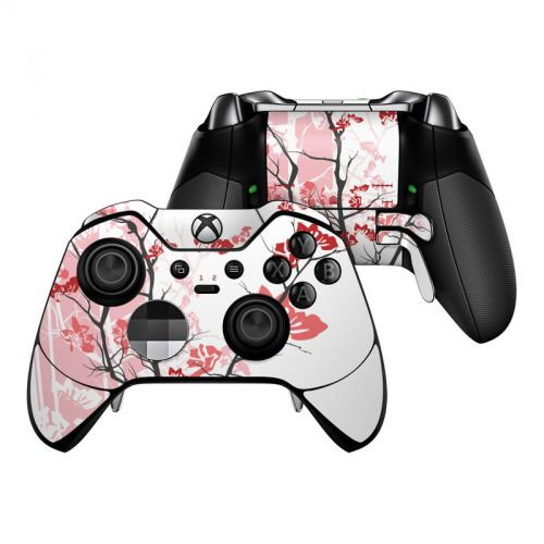 Pink Tranquility Xbox One Elite Controller Skin
